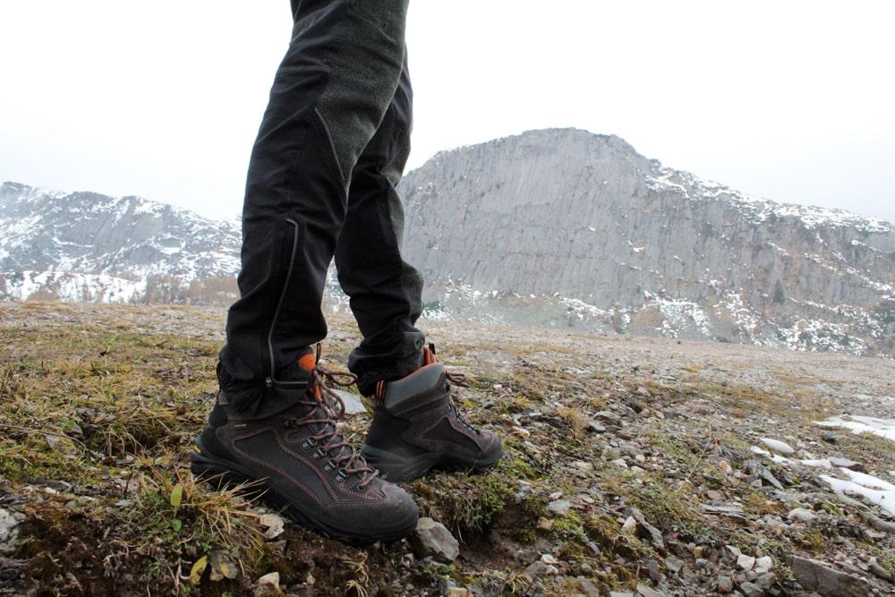 scarpone trekking leggero impermeabile madrid