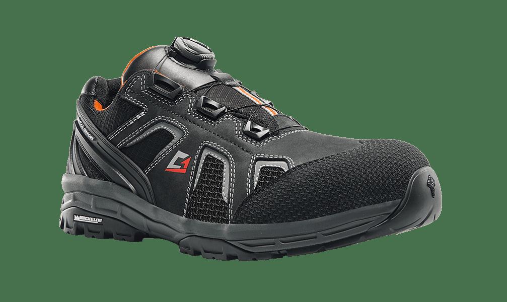scarpa antinfortunistica s3 bassa boa system grivel