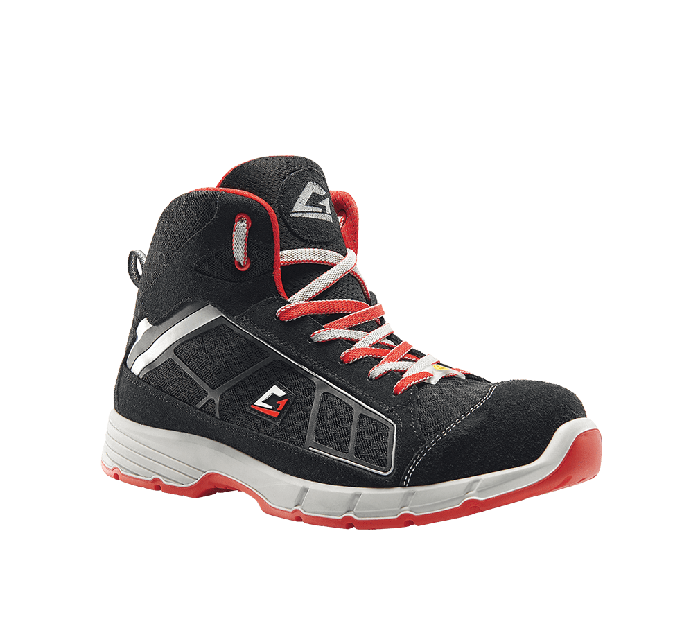 Antifortunistica Scarpa Leggera Rumble Mid S1P