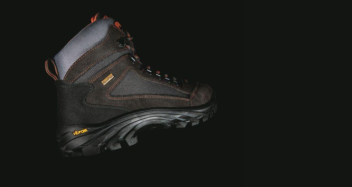 Produzione calzature da escursionismo