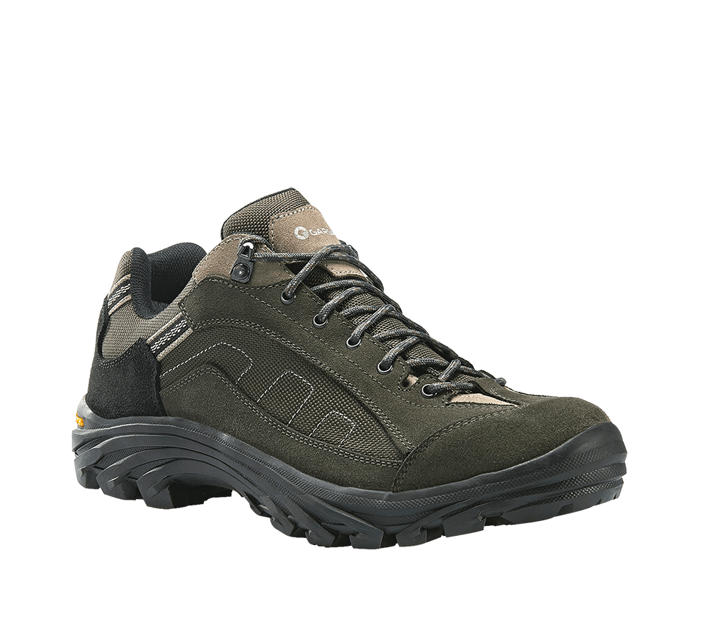 Scarpa Escursionismo Leggero Madrid Low WP Verde