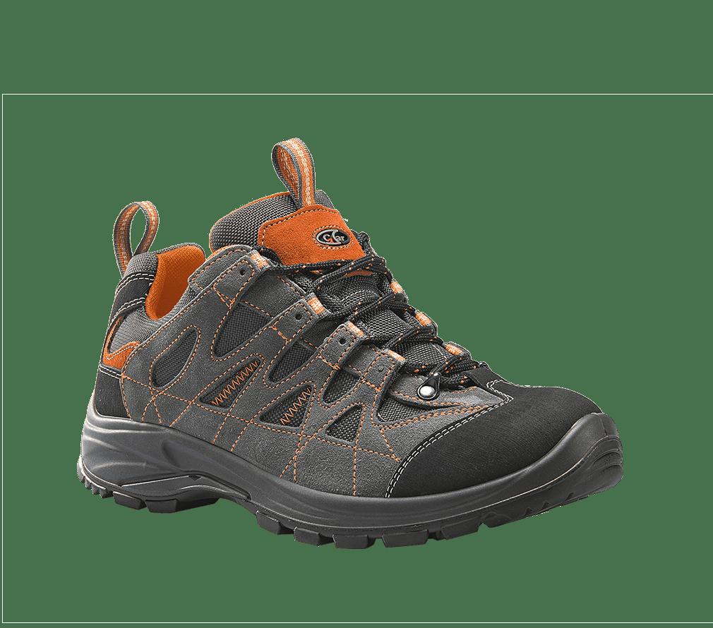Scarpa Sportiva Trekking One Tex grigio arancio