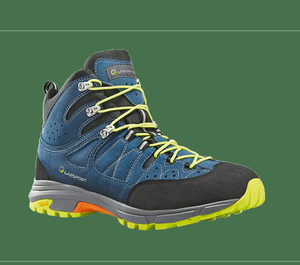 scarpa Tecnica Montagna Fast Trek TEx BLU