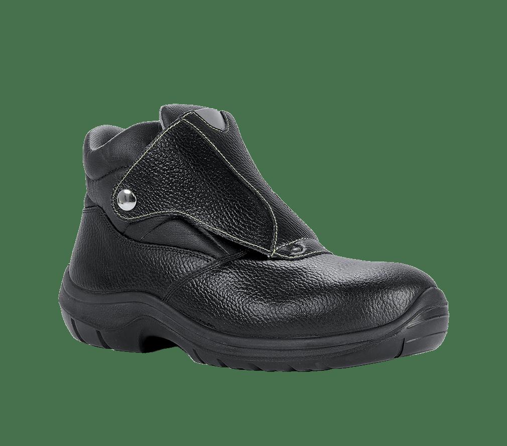 scarpa di sicurezza taglio mid pelle