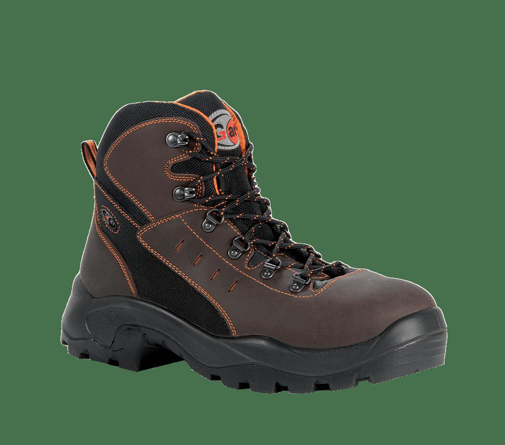 calzatura di sicurezza mid robusta