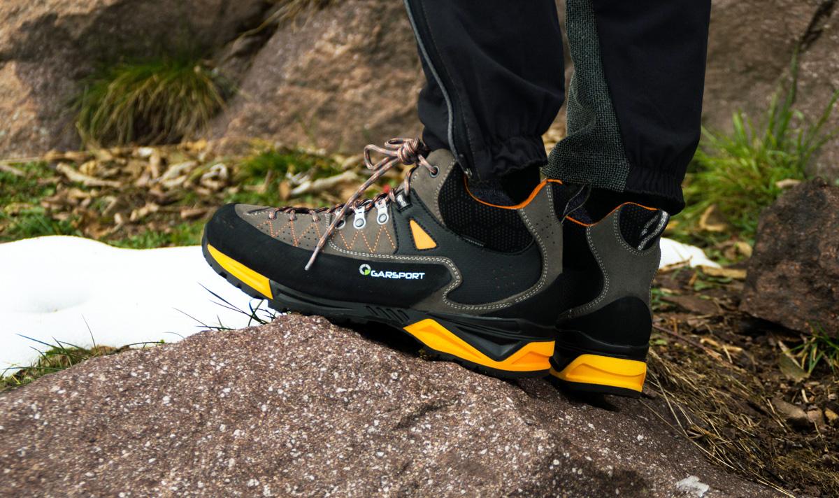 tecnologia trekking suola vibram