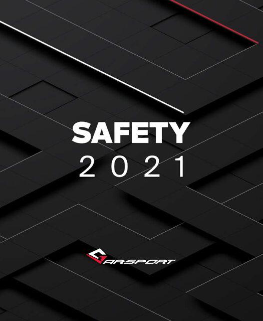 catalogo safety garsport